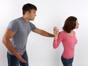 Mi novia no quiere que la toque ¿que hago?